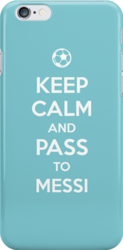Keep Cam and Pass to Messi by aizo