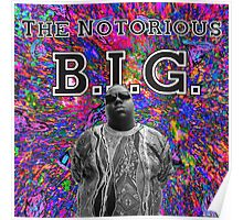 The Notorious B.I.G. #2 Poster