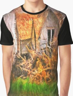 After The Wind Stops Graphic T-Shirt