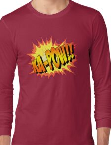 Ka-POW Long Sleeve T-Shirt