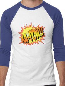Ka-POW Men's Baseball ¾ T-Shirt