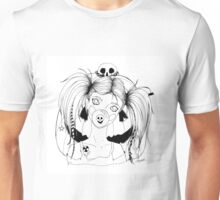Halloween Girl! Unisex T-Shirt
