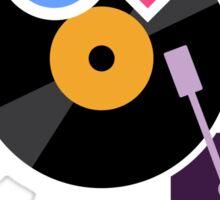 DJ Enzyme - Always Breaking It Down Sticker