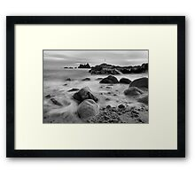 Corbiere Lighthouse  Framed Print