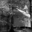 church in smokies by dc witmer