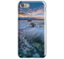 Kaikoura Driftline Blues iPhone Case/Skin