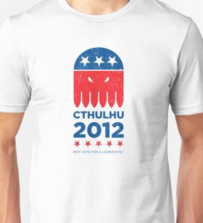 Vintage CTHULHU 2012 Unisex T-Shirt