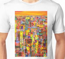 Sunset City Unisex T-Shirt