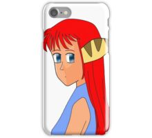 Anime Lombax Girl iPhone Case/Skin