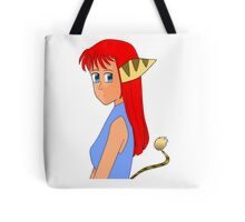 Anime Lombax Girl Tote Bag