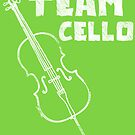 Team Cello by nimbusnought