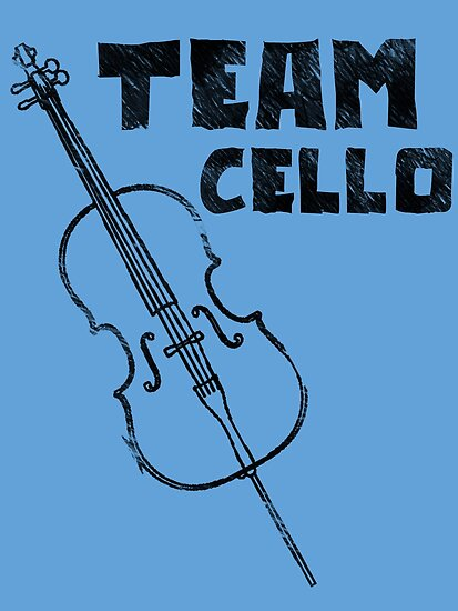 Team Cello [black]  by nimbusnought