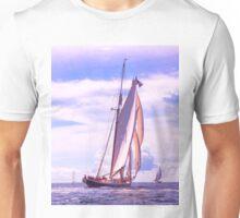 Chasing Columbia Unisex T-Shirt