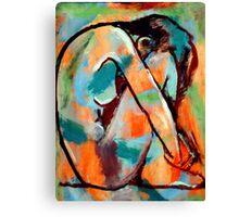 """Desolation"" Canvas Print"