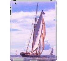 Chasing Columbia iPad Case/Skin