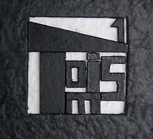 Cover (detail) - Toise n°1 - Artist's Book by Pascale Baud