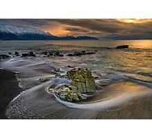 Kaikoura Limestone Drift Photographic Print