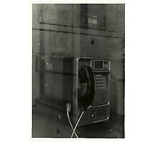 Line One Photographic Print