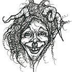 happy devil by Renata Lombard