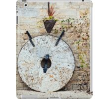 Millstone in Bibury, The Cotswolds iPad Case/Skin