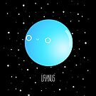 Uranus by Sarah Crosby
