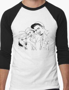 A Tribe Called Quest Men's Baseball ¾ T-Shirt