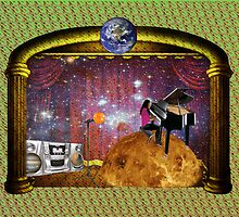 Surreal World by Taulelei