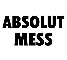 Absolute Mess by lapiapaez