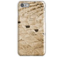 Circle of Steps iPhone Case/Skin