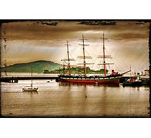 Ship San Francisco Photographic Print