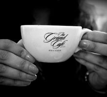 The Grand Café, Oxford - The Perfect Cup by rsangsterkelly