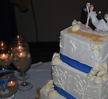Love and Marriage and Cake by mxl5213