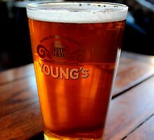 Youngs' Jubilee Ale by rsangsterkelly