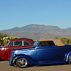 Streetrods In The Desert by tvlgoddess