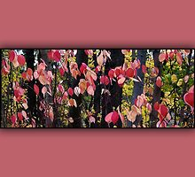 Autumn motif by Bluesrose