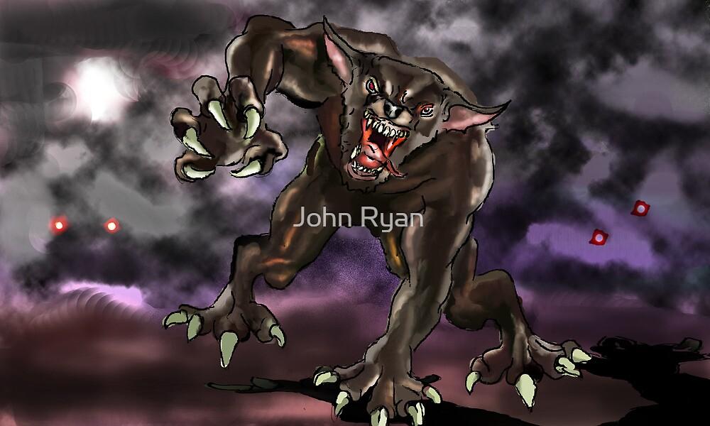 Full Moon Fever by John Ryan