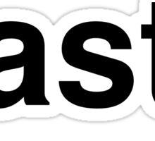 pasta Sticker