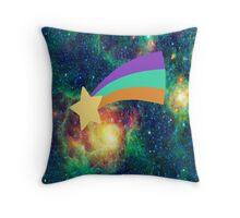 Among the stars Throw Pillow