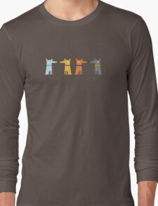 Having Fun With Friends Long Sleeve T-Shirt