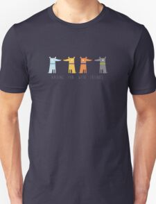 Having Fun With Friends Unisex T-Shirt
