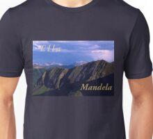 Ella Fitzgerald and Nelson Mandela Unisex T-Shirt