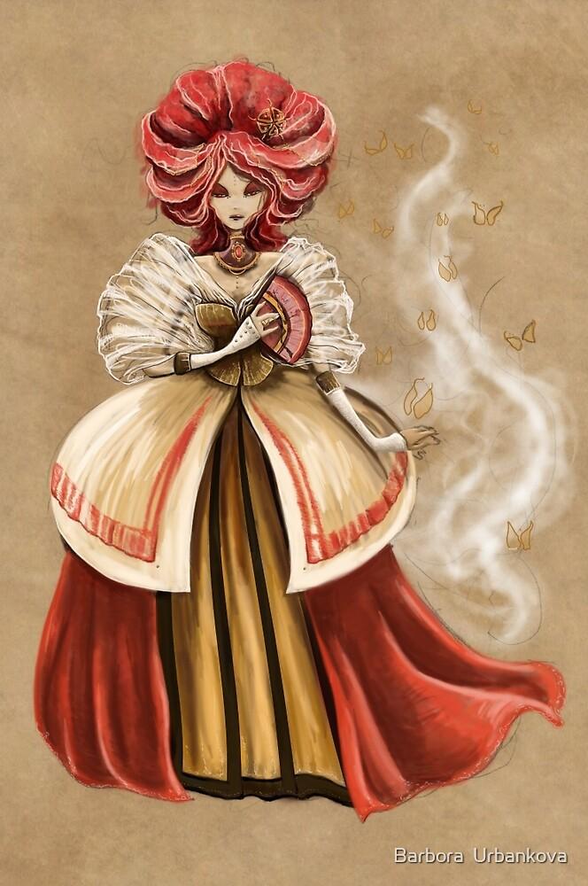 Her Majesty by Barbora  Urbankova