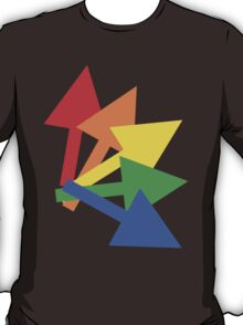 Rainbow arrows T-Shirt