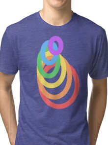 The Most Beautiful Tornado Tri-blend T-Shirt