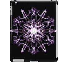 Purple Crytal iPad Case/Skin