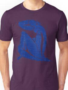 Matisse - Blue Nude 2 Unisex T-Shirt