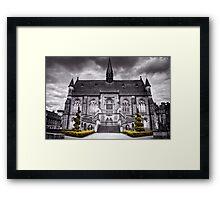 McManus Gallery Framed Print