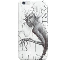 Bones and Branches iPhone Case/Skin