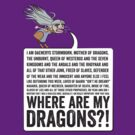 Where Are My Dragons? by JenSnow