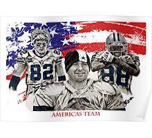 Americas TEam Poster